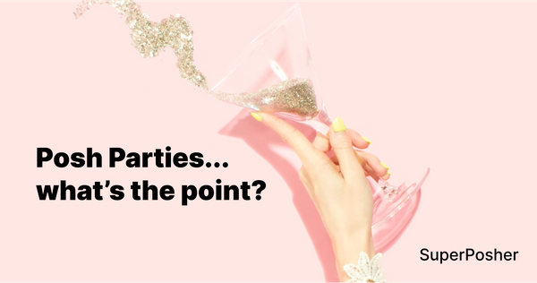 Posh Party 101: Understanding Poshmark Parties and Growing Sales