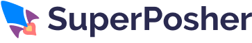 SuperPosher logo